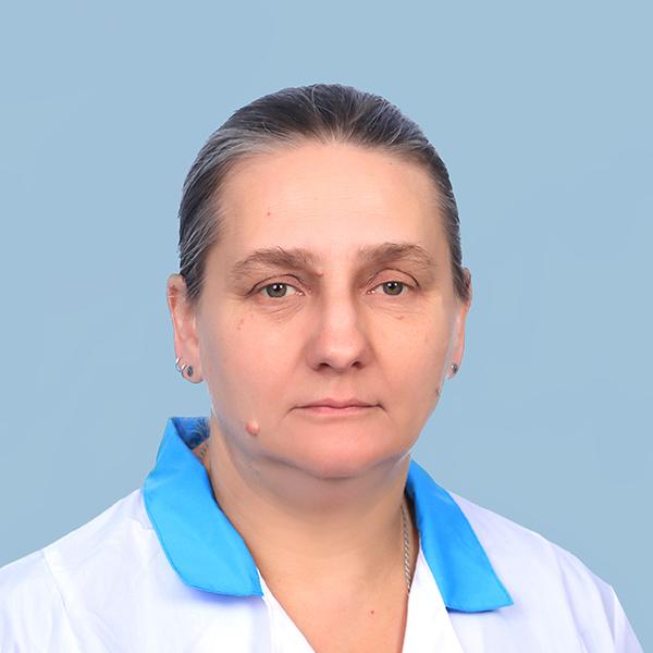 Голубева Надежда Эдвардовна