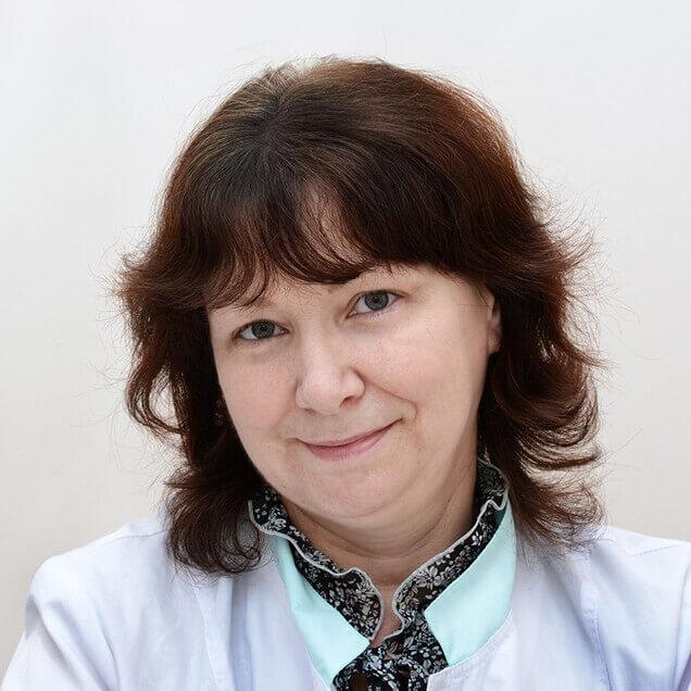 Кургина Марина Константиновна