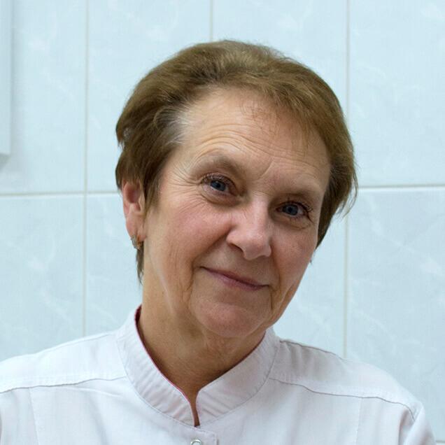 Кузьменко Людмила Александровна