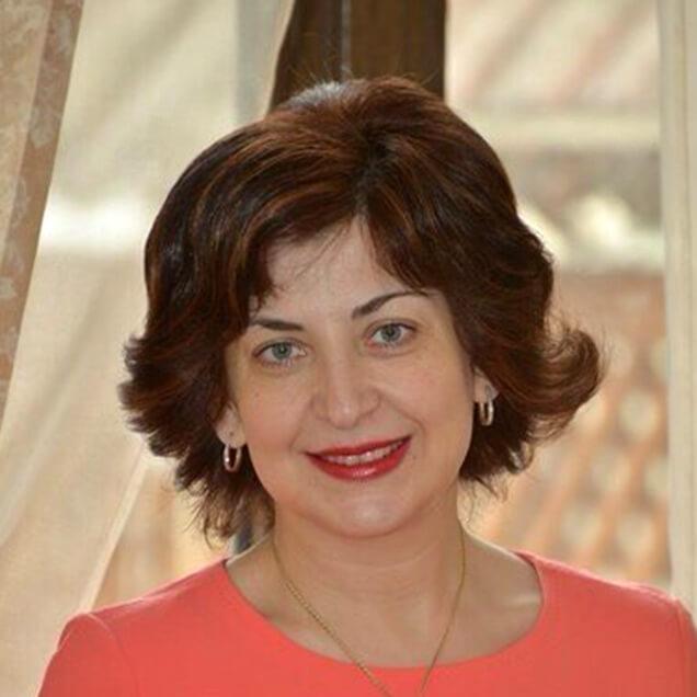 Перадзе Хатуна Джемалиевна
