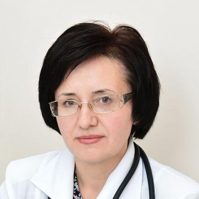 Тулина Елена Николаевна