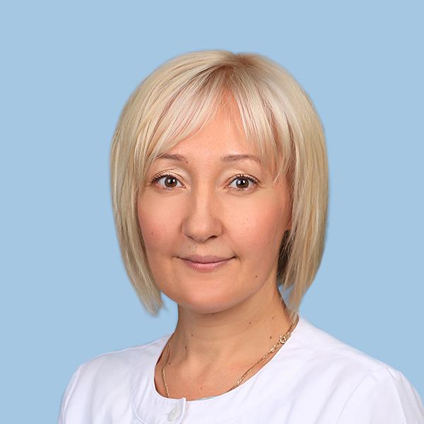 Зиганшина Дина Павловна