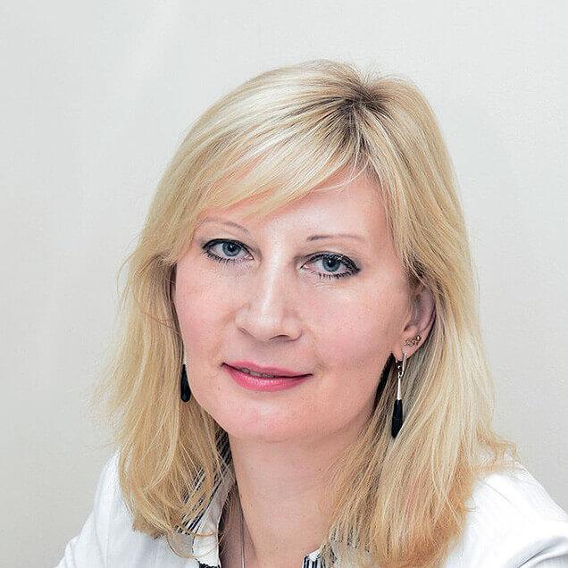 Агафонова Марина Валерьевна