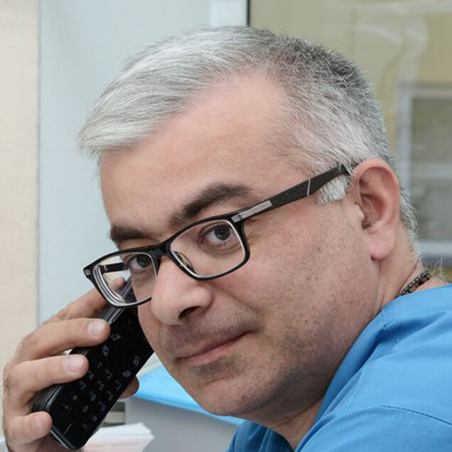 Беришвили Кахабер Шотаевич