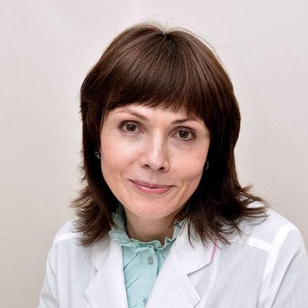 Карачинская Ирина Николаевна