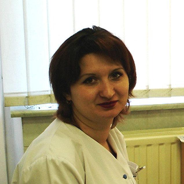 Жорж Оксана Николаевна