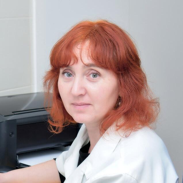 Ганопольская Лидия Ильинична