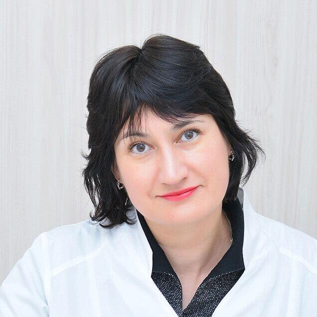 Гвардина Ольга Евгеньевна