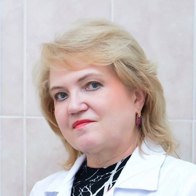 Максимова Галина Егоровна
