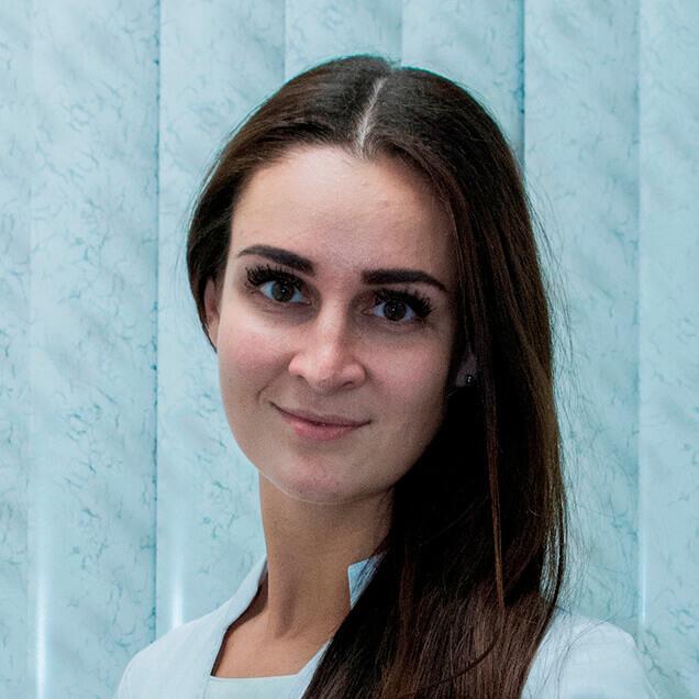 Муратова Евгения Игоревна