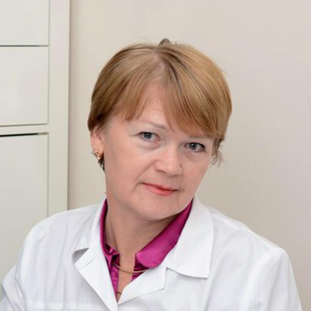 Сазонова Татьяна Михайловна