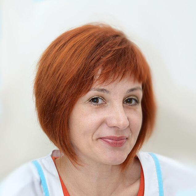 Семенова Ирина Ивановна